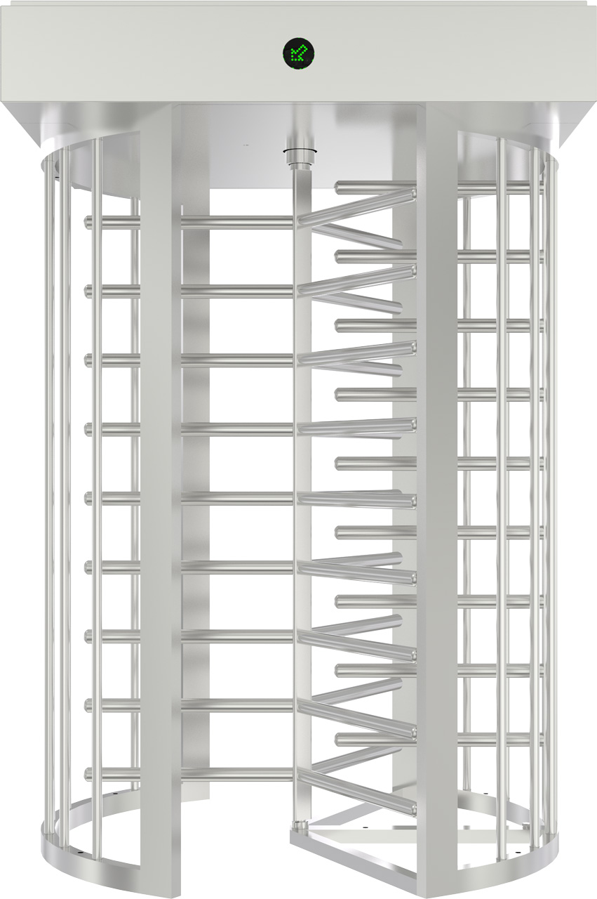 Ozak BT 312/S - 25 - FULL HEIGHT TURNSTILE