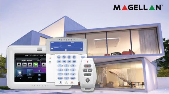 Magellan bežični sistemi